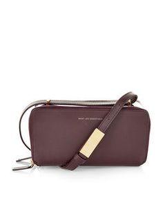 Bordeaux Demiranda Shoulder Bag