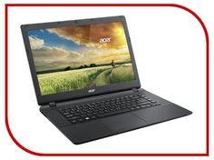Ноутбук Acer Aspire ES1-521-26GG NX.G2KER.028 (AMD E1-6010 1.35 GHz/2048Mb/500Gb/No ODD/AMD Radeon R2/Wi-Fi/Cam/15.6/1366x768/Windows 10 64-bit)  — 14603 руб. —