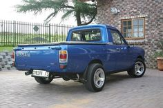 1400 bakkie Nissan Sunny, African, Passion, Trucks, Dreams, Cars, Mini, Vehicles, Projects
