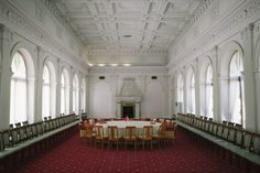 Livadia Palace Yalta -Conference Table - Bing Images