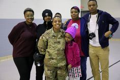 Hundreds of family and friends attended departure ceremonies in St. Louis, Kansas City and Boonville on Friday and Saturday January 20-21, 2017 for the Missouri National Guard's 1st Battalion, 138th Infantry Regiment.