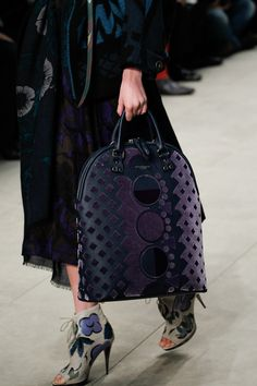 Burberry Prorsum details | Fall 2014
