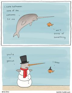 Lobster is the Best Medicine: Funny and Witty Comics about Friendship by Liz Climo