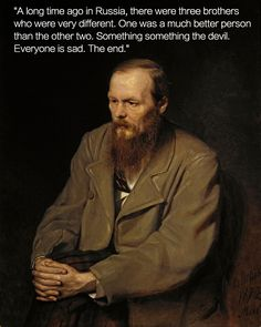 <i>The Brothers Karamazov</i> by Fyodor Dostoyevsky