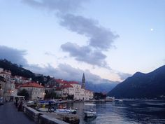 Perast, Montenegro — by Bettina Arknaes. Perast is a dream #montenegro