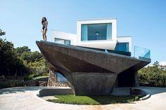 Gumno House, architettura contemporanea in Croazia