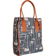 I have been coveting this tote for at least a year at the local Last Call. I have never seen it priced this low before. It's a really sturdy tote and could easily multitask as a shopping tote or for camera gear