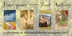 With a Joyful Noise: 4 Years!!!! (and a giveaway)