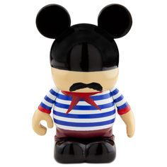 The Paris, France Vinylmation designed by Adam Colp will be releasing Friday July 20th at select Disney Stores across the country!