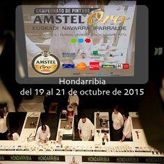 Acuérdate, abierto el plazo de inscripción del Campeonato de Pintxos Amstel Oro - Euskal Herriko Pintxo Txapelketa.