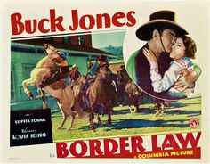 .: Border Law - Louis King - 1931 http://western-mood.blogspot.fr/2016/12/border-law-louis-king-1931.html#links