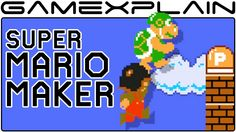 Sledge Bro Bounce in Super Mario Maker