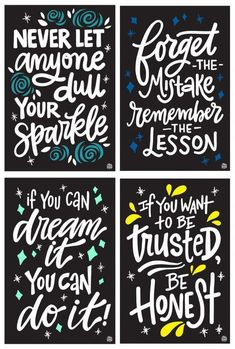 InSTALLing Inspiration - 20 x 30 UV-Coated Vinyl Adhesive Decals for Bathroom Stall Doors or Any Walls - Collection A