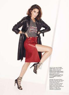 "Harper's Bazaar Spain September 2013, ""La Hora Del Rock 'N Roll"""