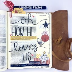 The Advent Season has begun! Join me as I delve deeper into the meaning of this Season with Bible Journaling and a December Daily — Laura McCollough - A Kiss on the Chic