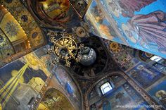 Church of the Spilled Blood, St. Peterburg, Russia www.SelenaThePlaces.com