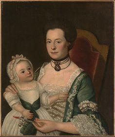 Portrait de Mrs Jacob Hurd et son enfant, vers 1762 William Johnston Marie Antoinette, Fine Art Prints, Canvas Prints, Canvas Canvas, Canvas Paintings, Classic Artwork, Classic Paintings, Mother And Child, Art Reproductions