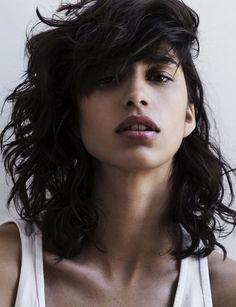 Mica Arganaraz - modèle argentin