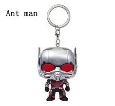 Funny Avengers Super Hero Led Keychain Women Pendant Light Pvc Spiderman Batman Key Ring Kids Cosplay Gift Toys Keychain Evident Effect Jewelry Sets & More Key Chains