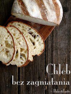 Bake&Taste: Chleb drożdżowy bez zagniatania Brownies, Homemade, Baking, Food, Breads, Recipes, Thermomix, Cake Brownies, Bread Rolls