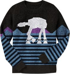 AT-AT Star Wars Sweater