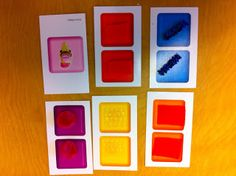 Pre-Braille Games: Lots of ideas here on how to adapt board and card games to make them accessible and teach pre-braille skills! *pinned by WonderBaby.org