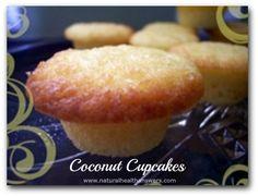 Coconut Cupcake Recipe | Anti Candida Diet Dessert Recipes | Natural Health Answers