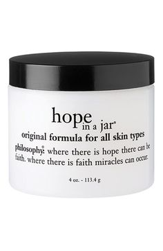 philosophy 'hope in a jar' for all skin types | Nordstrom