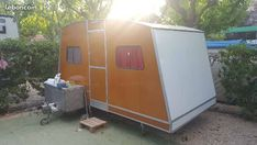 Recreational Vehicles, Shed, Outdoor Structures, Tours, Lean To Shed, Camper Van, Backyard Sheds, Coops, Barn