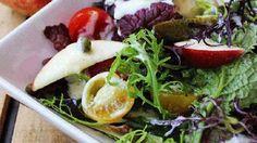 طريقة عمل سلطة التفاح المنعشة - Refreshing apple salad recipe