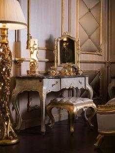Stile Legno di Susini Lorenzo & C. from Italy. Dressing Table Discernment.