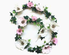 Ivy Floral Garland -