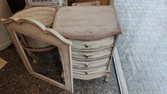 rebcreation, colour change, painting handmade by Vanity Bench, Color Change, Stool, Colour, Handmade, Painting, Furniture, Home Decor, Color