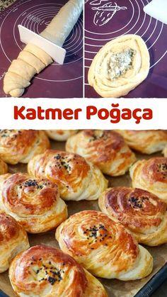 Hamburger, Shrimp, Sweets, Bread, Baking, Breakfast, Recipes, Food, Turkish Cuisine