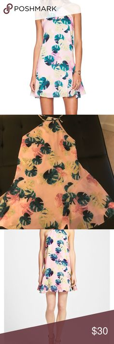 Whitney eve dress Perfect for spring & summer pink floral Whitney eve dress Whitney Eve Dresses Mini