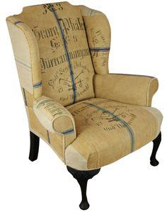 1925 Flour sack chair