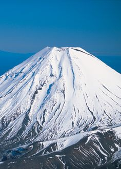 Could be Middle-earth: Mt. Doom, centuries after the destruction of the ring.  (Mt Ngarahoe, Tongariro  National Park)