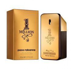 Paco Rabannes 1 Million ist ein Duft für selbstbewusste Siegertypen, die gerne alles auf eine Karte setzen. Die Komposition präsentiert sich als gewagtes Glücksspiel, in dem es nur um eines geht: Gold!