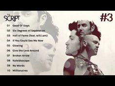 The Script : #3 Album Sampler This makes me so excited (: this is an amazing album