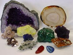 How to identify minerals