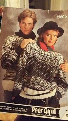 Ny Setesdal Norwegian Knitting, Sweater Jacket, Nye, Knits, Scandinavian, Crochet, Womens Fashion, Sweaters, Pattern