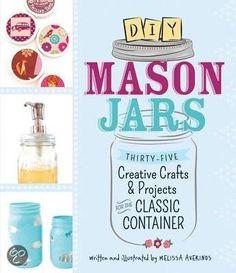 DIY Mason Jars 19,99 euro bij Bol.com