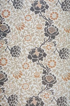 William morris 'grafton' 1883 by Design Decoration Craft, via Flickr