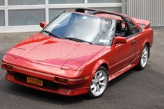 BaT Exclusive: 58K Mile 1988 Toyota MR2 Supercharged #ForTheDriven #Scion #Rvinyl =========================== http://www.rvinyl.com/Scion-Accessories.html