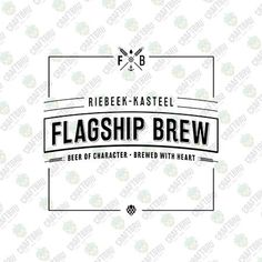 Flagship Brew brews craft beer of character in the town of Riebeek-Kasteel in South Africa's Western Cape. African Crafts, Heart Crafts, Craft Beer, Brewery, South Africa, Cape, Character, Mantle, Cabo