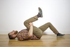 Dieser Mann hat diese 7 Übungen 20 Minuten, 1 Monat lang gemacht. Das Ergebnis? Der Hammer.