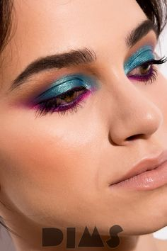 Make Up Looks, Diana, School Makeup, Makeup Studio, Creative Colour, Bucharest, Eyes, Artist, How To Make