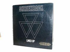 Shriekback – Lined Up USA 1983 Maxi MINT