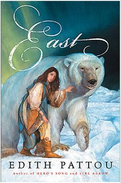 """East is a novel retelling of the classic tale """"East of the Sun, West of the Moon,"""" a sweeping romantic epic in for all ages."""