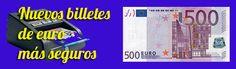 Nuevos billetes de euro  Nuevos billetes de euro, el tema de hoy, desde su entrada en circulación en 2002, los billetes en euros se han convertido en un símbolo de la integración europea y en uno de los medios de pago más fiables del mundo.